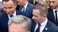 After Brexit Support MD, Tomasz Wisniewski meets with The President of the Republic of Poland Andrzej Duda