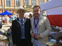 After Brexit Support attends Polish Heritage Day - Evesham