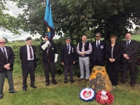 WWII Memorial Re-Dedication Service - 100 years of RAF