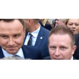 After Brexit Support Managing Director Tomasz Wisniewski meet with The President of the Republic of Poland Andrzej Duda